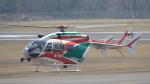 Cassiopeia737さんが、高松空港で撮影した香川県防災航空隊 BK117C-2の航空フォト(写真)