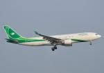 じーく。さんが、羽田空港で撮影したイラク航空 A330-202の航空フォト(飛行機 写真・画像)