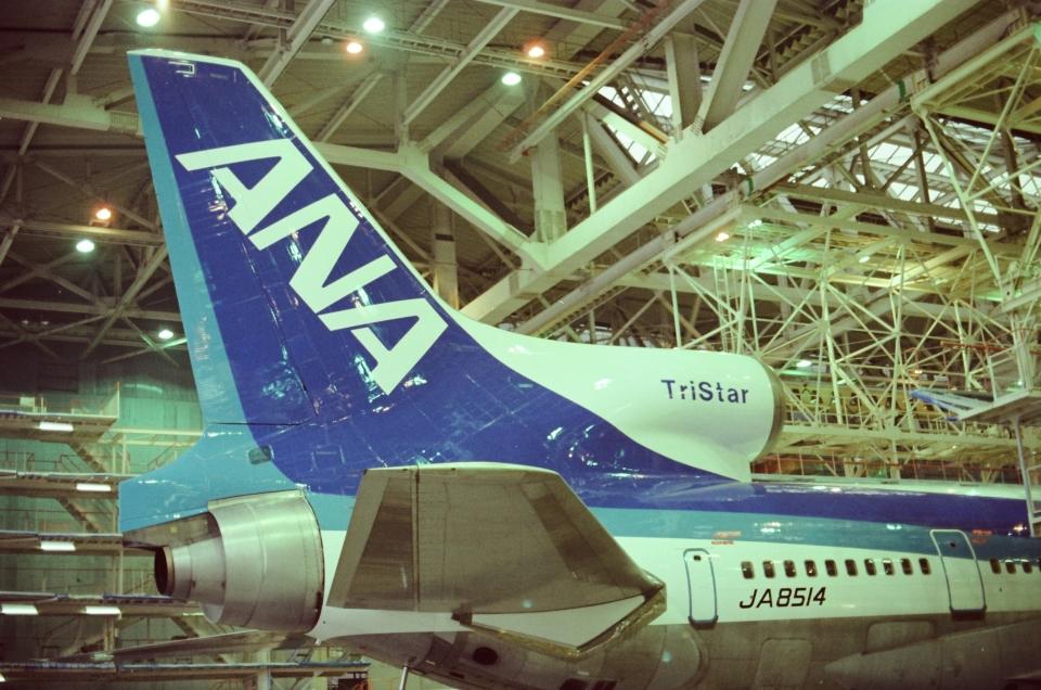 KOMAKIYAMAさんの全日空 Lockheed L-1011 TriStar (JA8514) 航空フォト