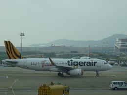 toyokoさんが、マカオ国際空港で撮影したタイガーエア台湾 A320-232の航空フォト(飛行機 写真・画像)