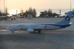 海コンさんが、プーケット国際空港で撮影した河北航空 737-8LWの航空フォト(写真)