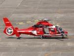 51ANさんが、名古屋飛行場で撮影した名古屋市消防航空隊 AS365N3 Dauphin 2の航空フォト(写真)