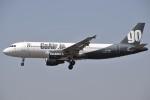masa707さんが、チャトラパティー・シヴァージー国際空港で撮影したゴーエア A320-214の航空フォト(写真)
