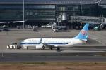 ATOMさんが、羽田空港で撮影した中国南方航空 737-81Bの航空フォト(写真)