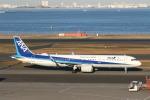 ATOMさんが、羽田空港で撮影した全日空 A321-272Nの航空フォト(写真)