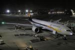 masa707さんが、チャトラパティー・シヴァージー国際空港で撮影したジェットエアウェイズ 777-35R/ERの航空フォト(写真)