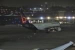 masa707さんが、チャトラパティー・シヴァージー国際空港で撮影したブリュッセル航空 A330-223の航空フォト(写真)