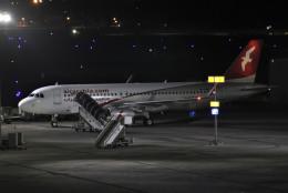 masa707さんが、チャトラパティー・シヴァージー国際空港で撮影したエア・アラビア A320-214の航空フォト(飛行機 写真・画像)