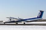 ATOMさんが、釧路空港で撮影したANAウイングス DHC-8-402Q Dash 8の航空フォト(写真)
