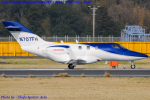 Chofu Spotter Ariaさんが、成田国際空港で撮影したホンダ・エアクラフト・カンパニー HA-420の航空フォト(飛行機 写真・画像)