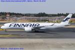 Chofu Spotter Ariaさんが、成田国際空港で撮影したフィンエアー A350-941XWBの航空フォト(飛行機 写真・画像)