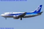 Chofu Spotter Ariaさんが、成田国際空港で撮影したANAウイングス 737-54Kの航空フォト(写真)