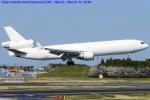 Chofu Spotter Ariaさんが、成田国際空港で撮影したウエスタン・グローバル・エアラインズ MD-11Fの航空フォト(飛行機 写真・画像)