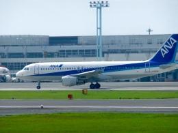 Zakiyamaさんが、熊本空港で撮影した全日空 A320-211の航空フォト(飛行機 写真・画像)