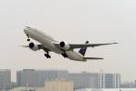 LAX Spotterさんが、ロサンゼルス国際空港で撮影したサウディア 777-368/ERの航空フォト(写真)