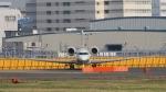 raichanさんが、成田国際空港で撮影した南山公務 Gulfstream G650 (G-VI)の航空フォト(写真)