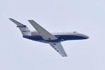 パンダさんが、成田国際空港で撮影したユタ銀行 525C Citation CJ4の航空フォト(写真)