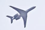 パンダさんが、成田国際空港で撮影したJindal Iron & Steel Co BD-700-1A10 Global 6000の航空フォト(写真)