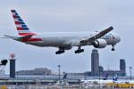 パンダさんが、成田国際空港で撮影したアメリカン航空 777-323/ERの航空フォト(写真)