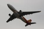 uhfxさんが、関西国際空港で撮影した香港航空 A330-223の航空フォト(飛行機 写真・画像)