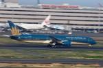 まっさんさんが、羽田空港で撮影したベトナム航空 787-9の航空フォト(写真)