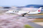 かぷちーのさんが、伊丹空港で撮影したジェイ・エア ERJ-190-100(ERJ-190STD)の航空フォト(写真)