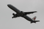 uhfxさんが、関西国際空港で撮影した中国国際航空 A321-232の航空フォト(飛行機 写真・画像)