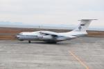 ハヤテBRさんが、山口宇部空港で撮影したロシア空軍 Il-76MDの航空フォト(写真)