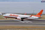yabyanさんが、中部国際空港で撮影したチェジュ航空 737-8ASの航空フォト(写真)