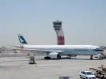 cornicheさんが、バーレーン国際空港で撮影したキャセイパシフィック航空 A330-343Xの航空フォト(写真)