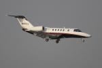 OMAさんが、成田国際空港で撮影したユタ銀行 525C Citation CJ4の航空フォト(飛行機 写真・画像)