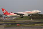 OMAさんが、成田国際空港で撮影した四川航空 A330-243の航空フォト(飛行機 写真・画像)