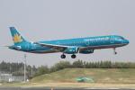 OMAさんが、成田国際空港で撮影したベトナム航空 A321-231の航空フォト(飛行機 写真・画像)