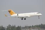 OMAさんが、成田国際空港で撮影した中国企業所有 BD-700 Global Express/5000/6000の航空フォト(飛行機 写真・画像)