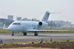 デルタおA330さんが、横田基地で撮影した連邦航空局 CL-600-2B16 Challenger 604の航空フォト(写真)
