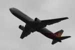 uhfxさんが、関西国際空港で撮影したアシアナ航空 767-38Eの航空フォト(飛行機 写真・画像)
