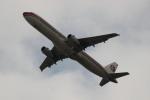 uhfxさんが、関西国際空港で撮影した中国東方航空 A321-231の航空フォト(飛行機 写真・画像)