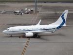 SK51Aさんが、羽田空港で撮影したハンワ・ケミカル 737-7EG BBJの航空フォト(写真)