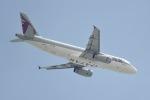 cornicheさんが、ドーハ国際空港で撮影したカタール航空 A320-232の航空フォト(写真)