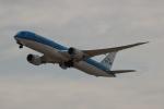 uhfxさんが、関西国際空港で撮影したKLMオランダ航空 787-9の航空フォト(飛行機 写真・画像)