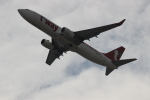 uhfxさんが、関西国際空港で撮影したティーウェイ航空 737-8ASの航空フォト(飛行機 写真・画像)