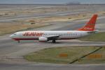 uhfxさんが、関西国際空港で撮影したチェジュ航空 737-85Fの航空フォト(飛行機 写真・画像)
