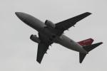 uhfxさんが、関西国際空港で撮影したイースター航空 737-73Vの航空フォト(写真)