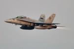パラノイアさんが、岩国空港で撮影したアメリカ海兵隊 F/A-18D Hornetの航空フォト(写真)