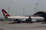 ハピネスさんが、香港国際空港で撮影したキャセイドラゴン A330-342の航空フォト(飛行機 写真・画像)
