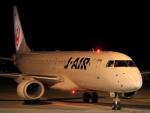 武彩航空公司(むさいえあ)さんが、山形空港で撮影したジェイ・エア ERJ-190-100(ERJ-190STD)の航空フォト(写真)
