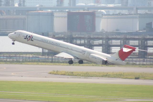日本航空 McDonnell Douglas MD-...