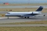 ガス屋のヨッシーさんが、関西国際空港で撮影したバンク・オブ・アメリカ EMB-135BJ Legacy 600の航空フォト(写真)