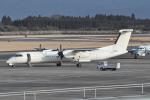 M.Ochiaiさんが、鹿児島空港で撮影した日本エアコミューター DHC-8-402Q Dash 8の航空フォト(写真)