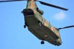南国の防人さんが、那覇空港で撮影した陸上自衛隊 CH-47JAの航空フォト(飛行機 写真・画像)
